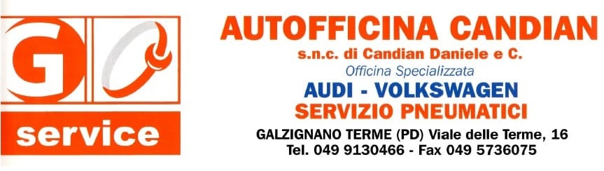 Auto officina candian